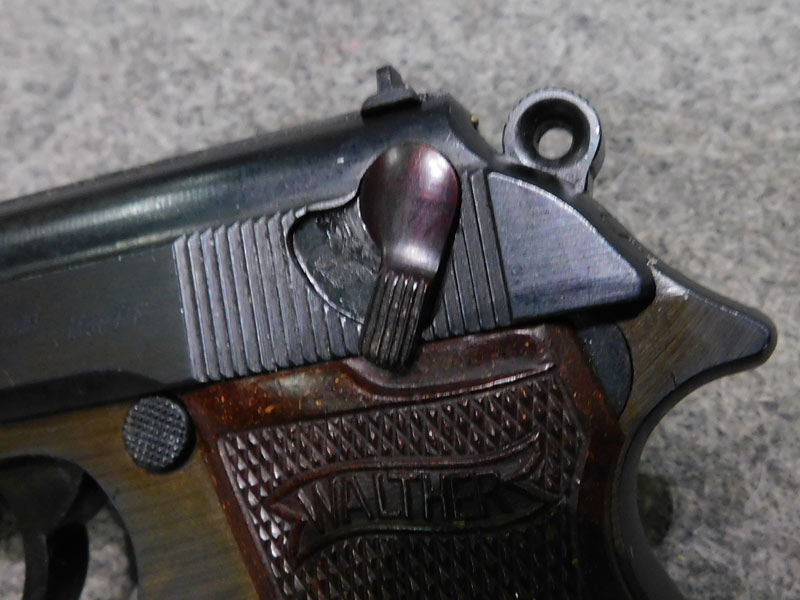 pistola Walther PP Zella Mehlis