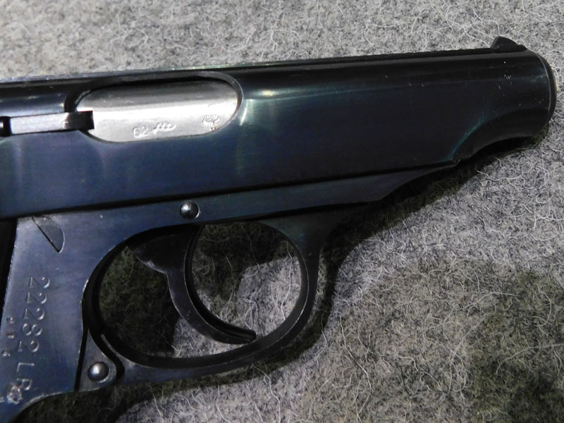 pistola Walther PP calibro 22 l.r.