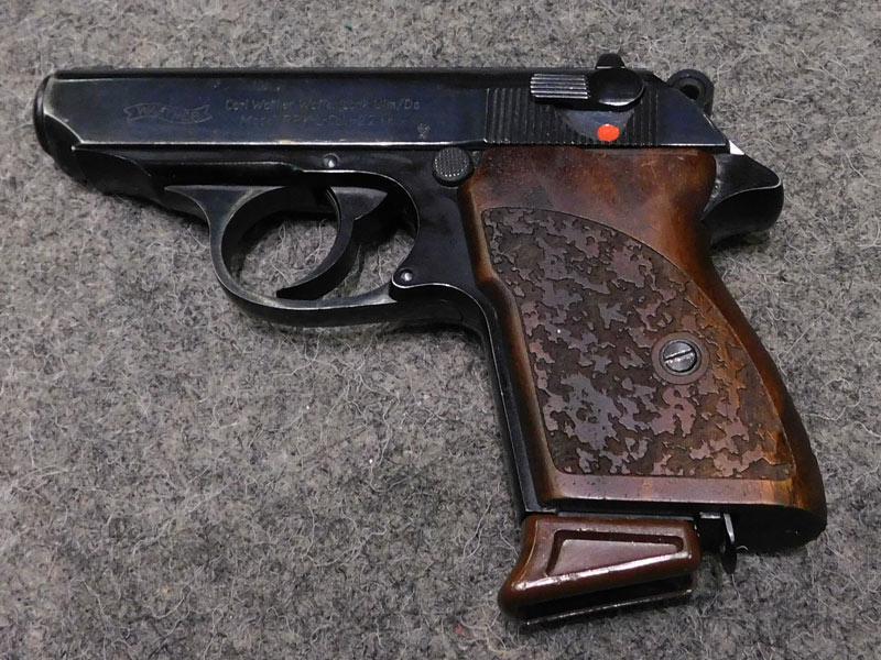 pistola Walther PPK/L calibro 22 l.r.