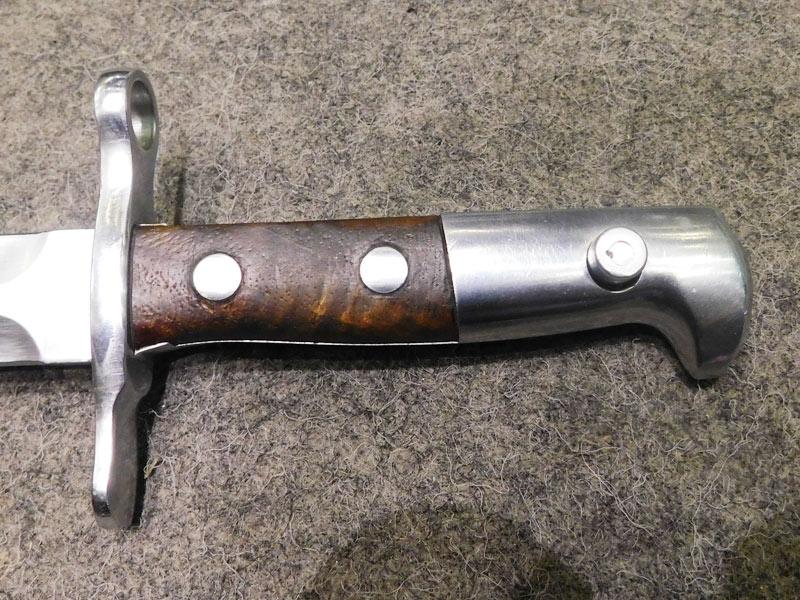 baionetta per Schmidt Rubin 1918