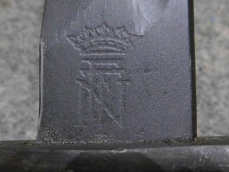 baionetta spagnola M 1941