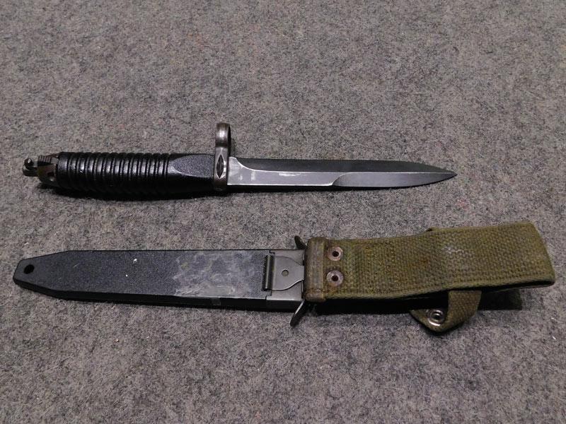 baionetta H&K G3