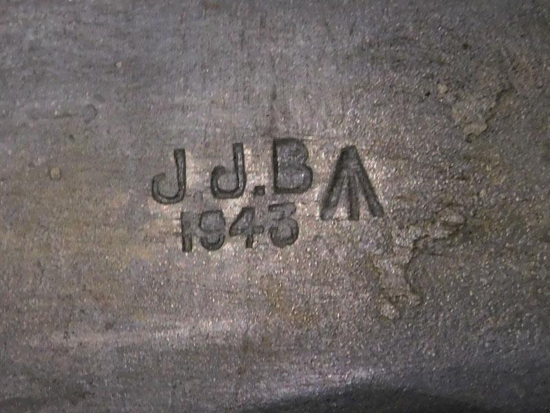 machete J.J.B.