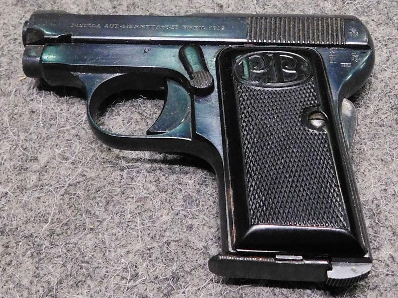 pistola Beretta 1926/31 calibro 6.35