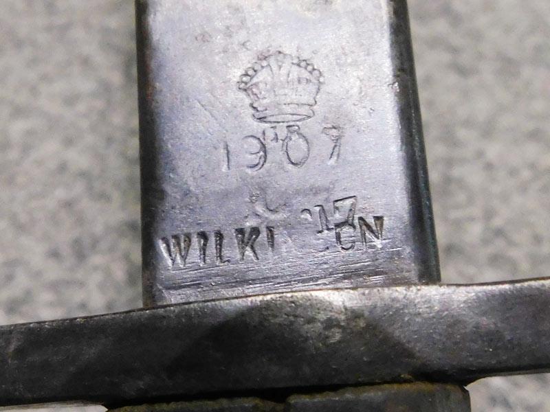 baionetta Owen MK 1