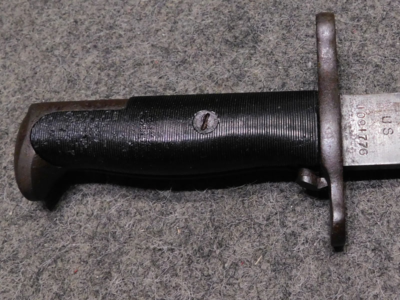 baionetta Garand 1905 accorciata