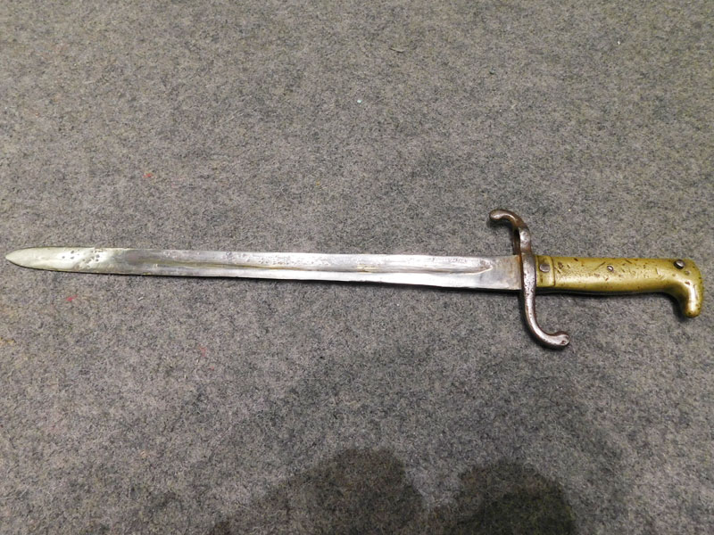 baionetta Mauser 1871