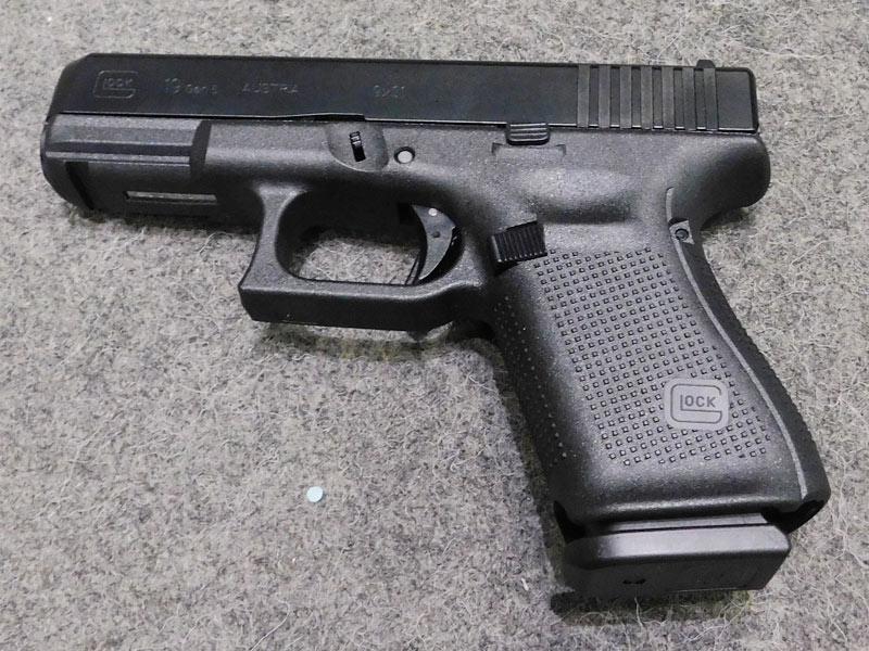 pistola Glock 19 Gen5