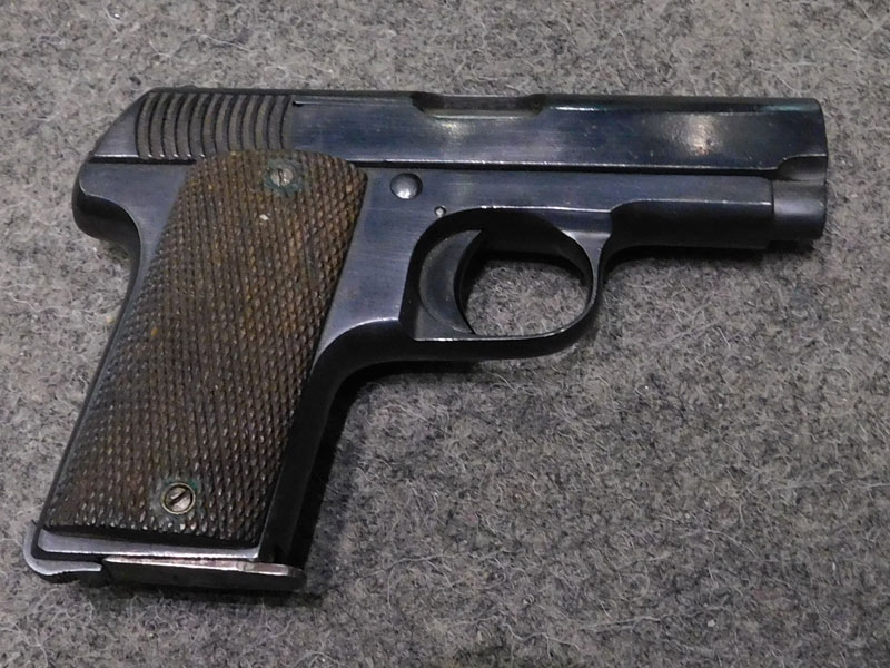 pistola Titanic calibro 7.65