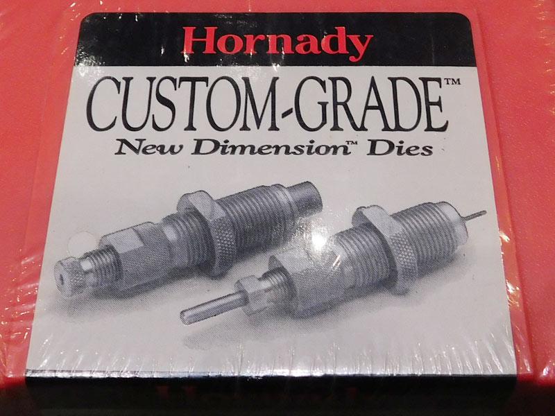 dies Hornady 30/40 Krag