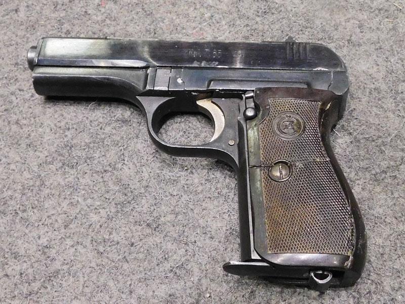 pistola C.Z. 27 Libera Vendita