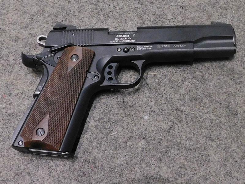 pistola GSG 1911 calibro 22 l.r.