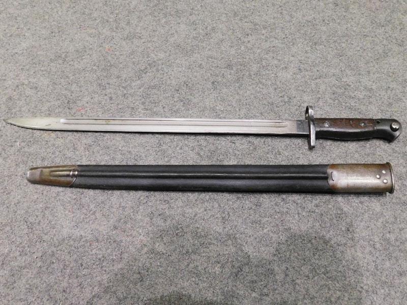 baionetta Enfield 1907 O.T.C.