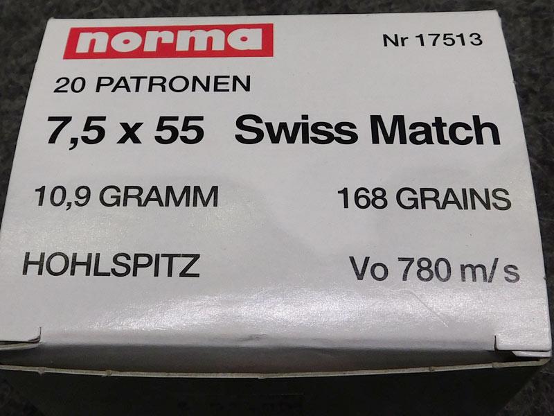munizioni Norma Match