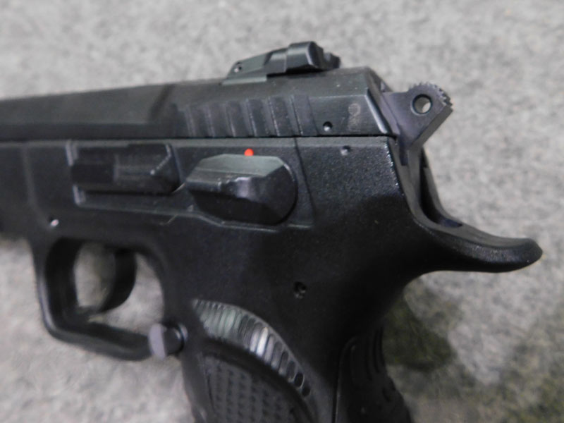 Pistola Tanfoglio Force Plus Sport