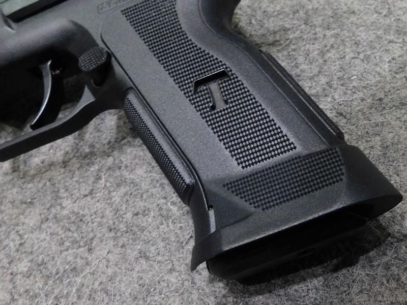 pistola Tanfoglio Limited Custom P