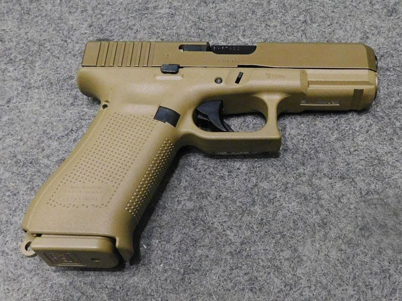 Pistola Glock 19X Sport