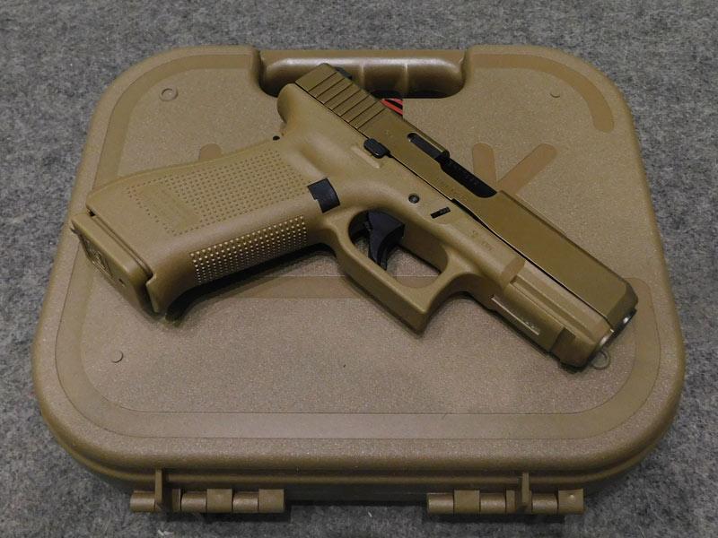 Pistola Glock 19X