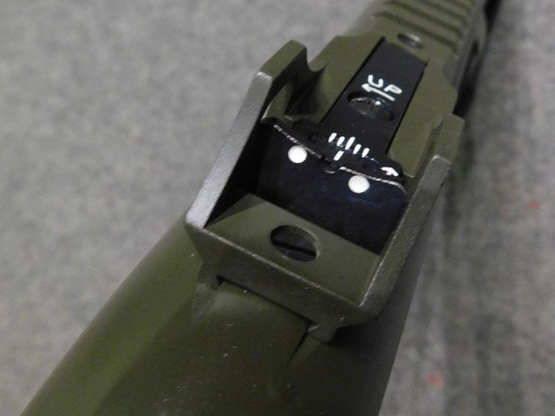 Fucile a pompa Derya SPX 106