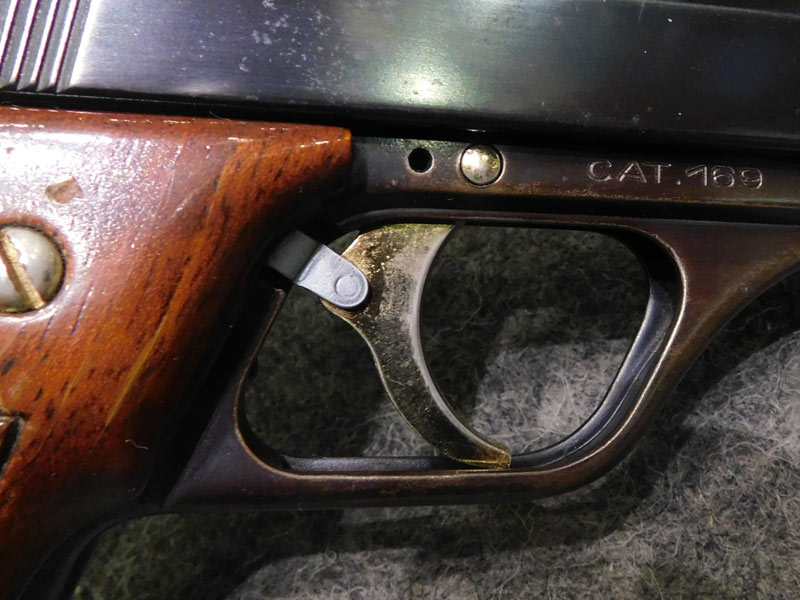 Pistola Benelli B80 Deluxe