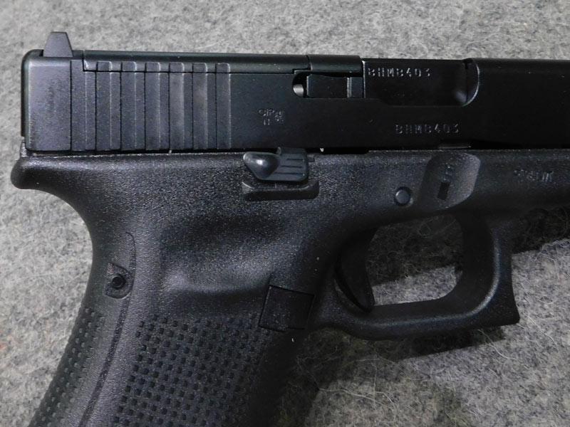 pistola Glock 34 Gen5