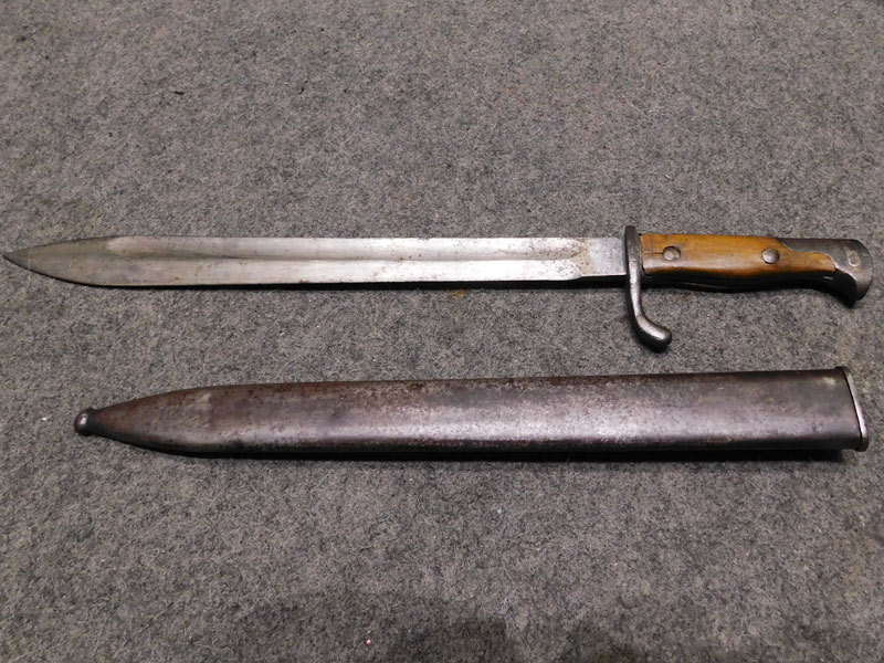 baionetta Mauser 98/05