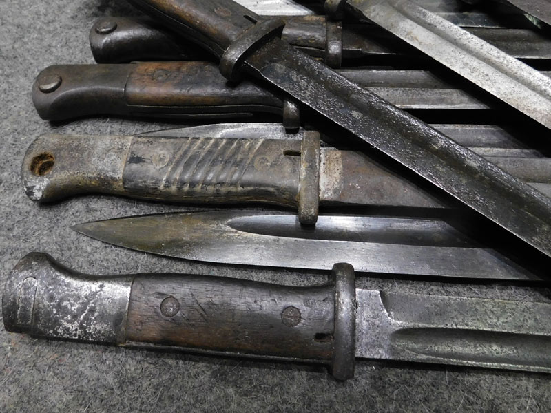 Baionette per Mauser K98