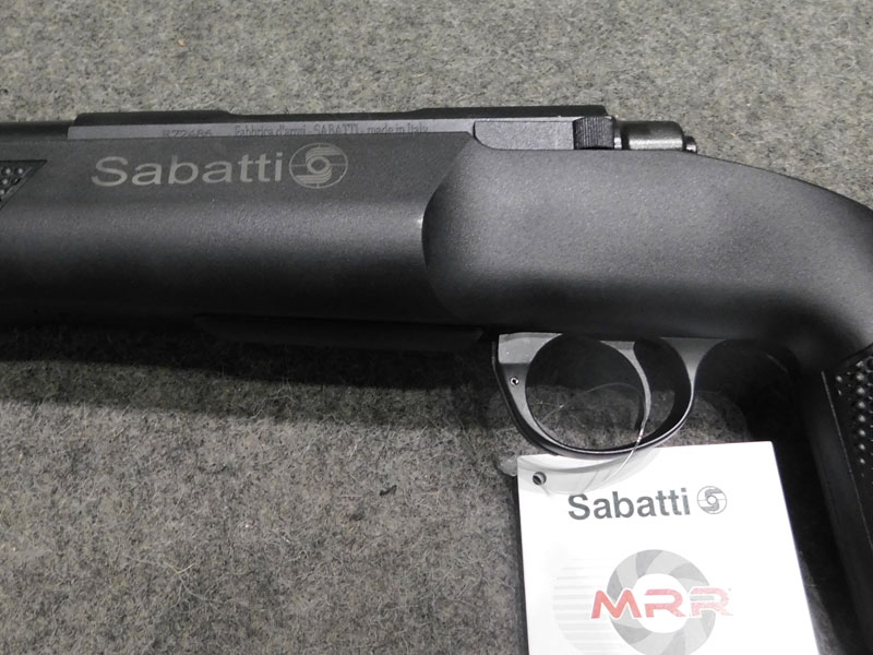 Carabina Sabatti Tactical