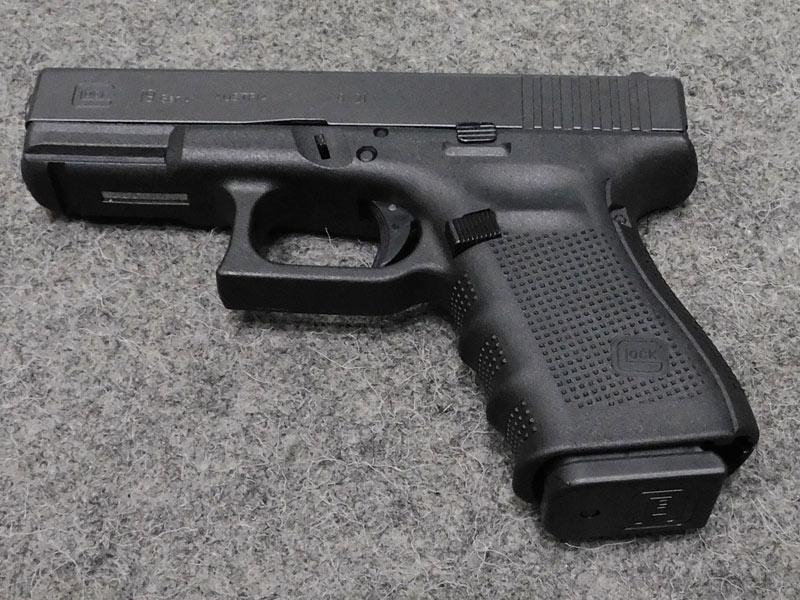 Pistola Glock 19 Gen 4 9 x 21