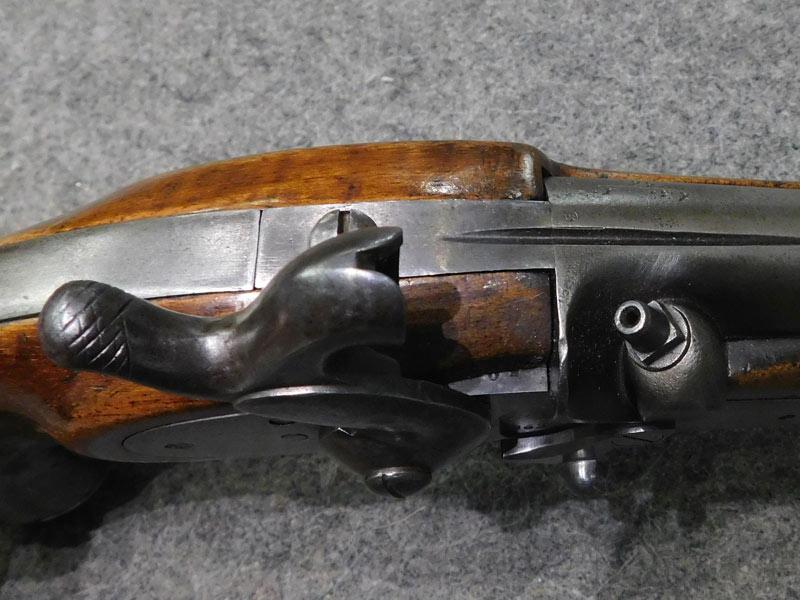 Pistola Lorenz 1859