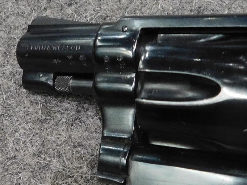 Revolver S&W 30 calibro 32