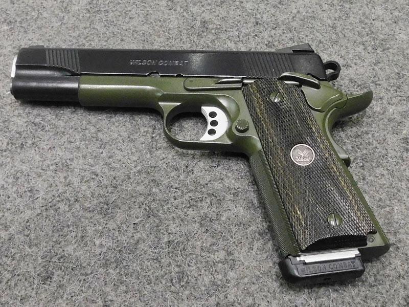 Pistola Wilson Combat CQB