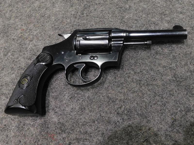 Revolver Colt Police Positive 32 wcf
