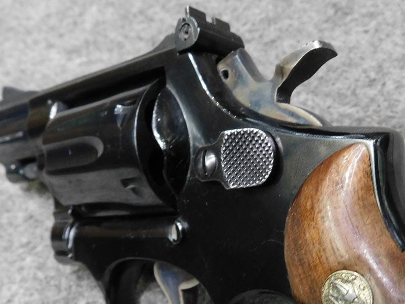 revolver Smith & Wesson 15 calibro 38 special