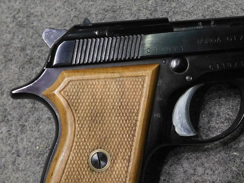 Pistola Gamba Targa GT 76