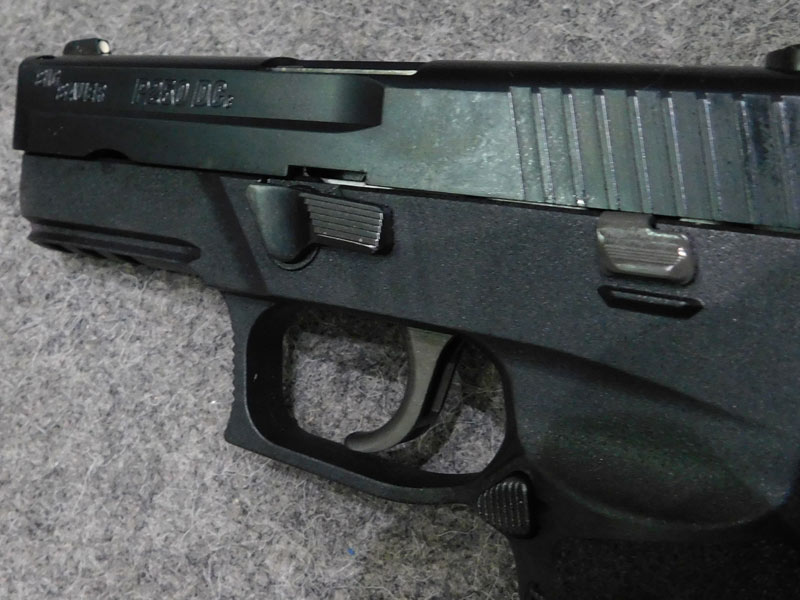 pistola Sig Sauer P250 Usata