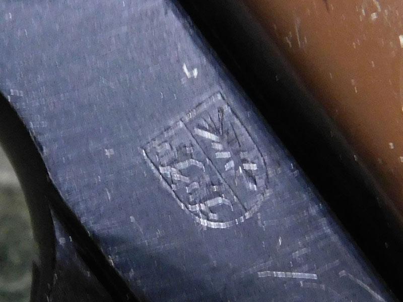 pistola Walther PPK calibro 22 l.r. ex Polizia