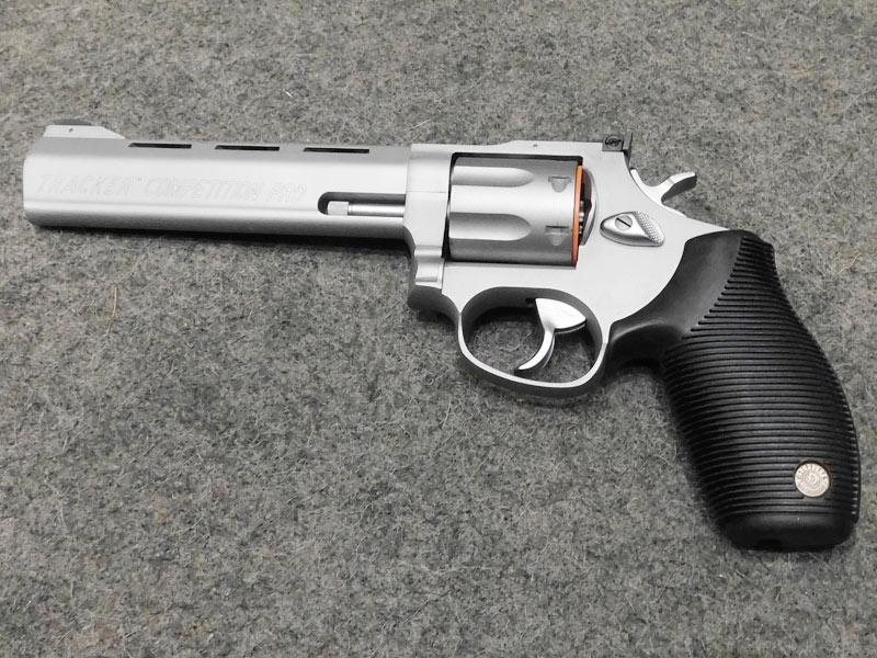 revolver Taurus Tracker Pro 357