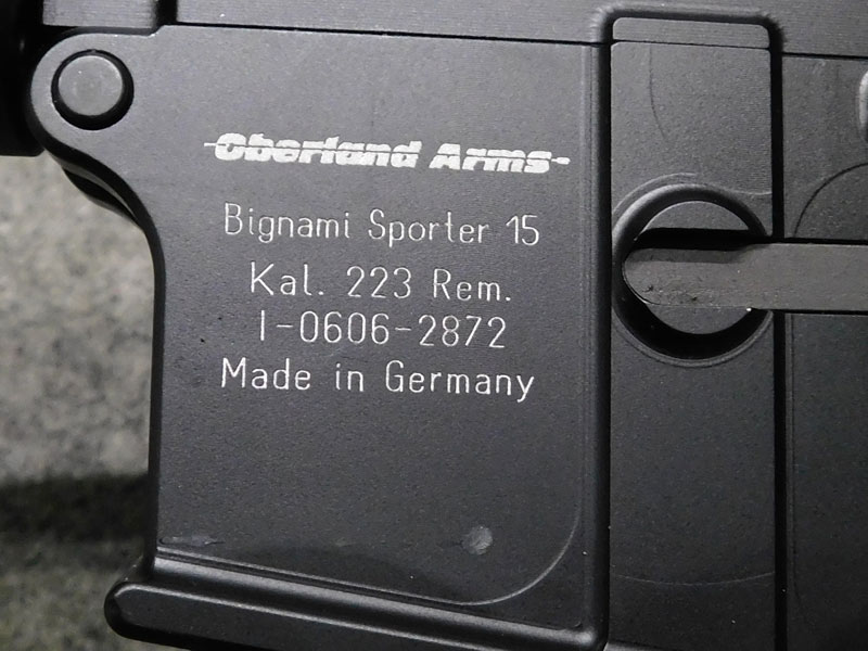 carabina Oberland OA15
