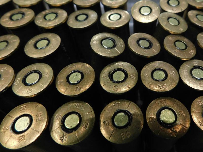 munizioni 8×56 R