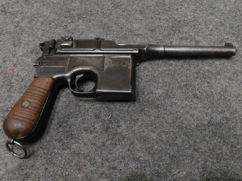 Mauser C96 M30
