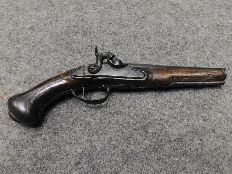 pistola a luminello Gillier