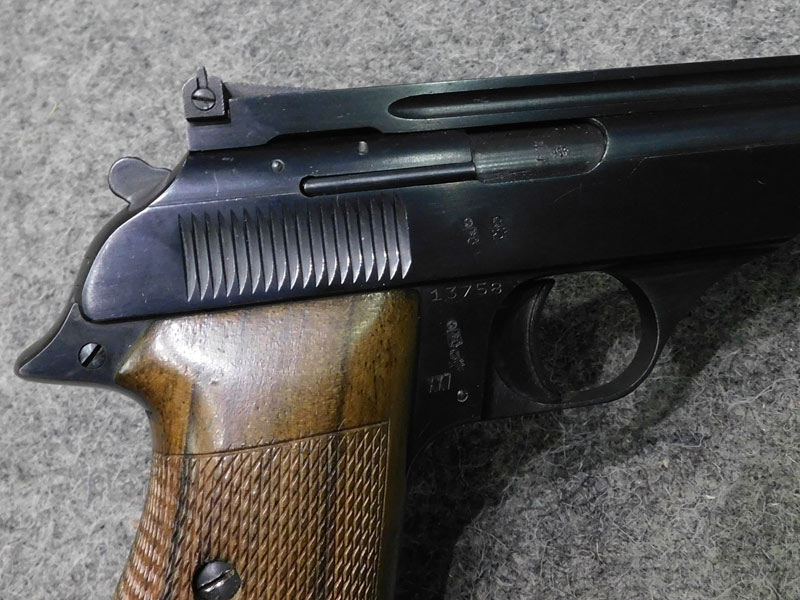 Pistola Bernardelli 69 calibro 22