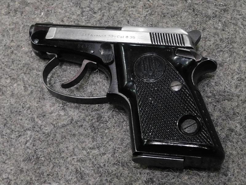 pistola Beretta 20