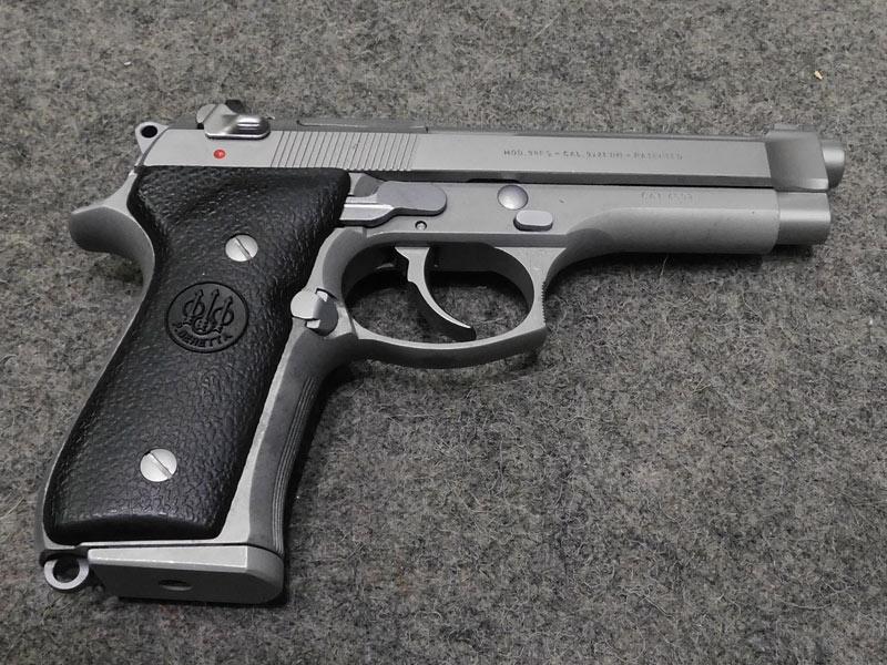 pistola Beretta 98 Inox usata