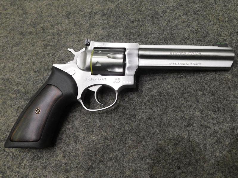 Ruger GP100 7 colpi