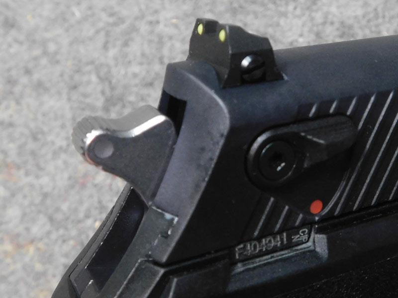 pistola GSG Firefly