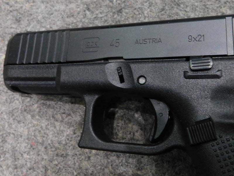 pistola Glock 45 FS