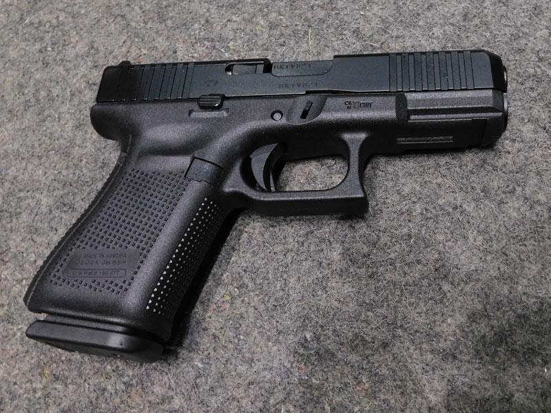 pistola Glock 19 Gen5 MOS