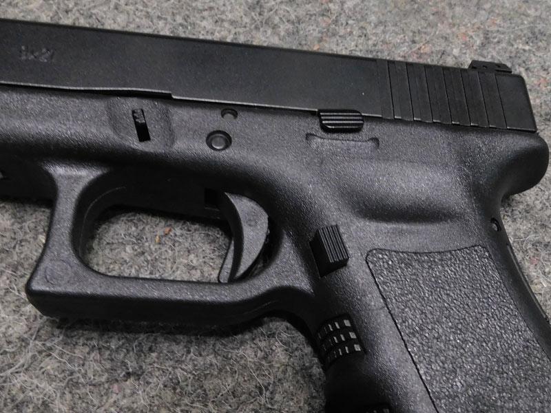 pistola Glock 17 L usata